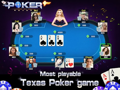 Is there an app to play poker with friends