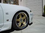Skyline wheels 19 inch volks