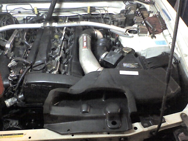 R33 Stock Airbox with feed