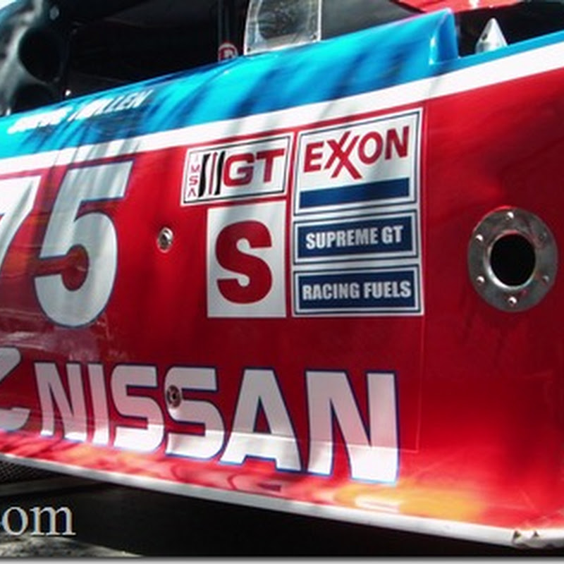 Stillen IMSA Nissan 300ZX on the Dyno 2010