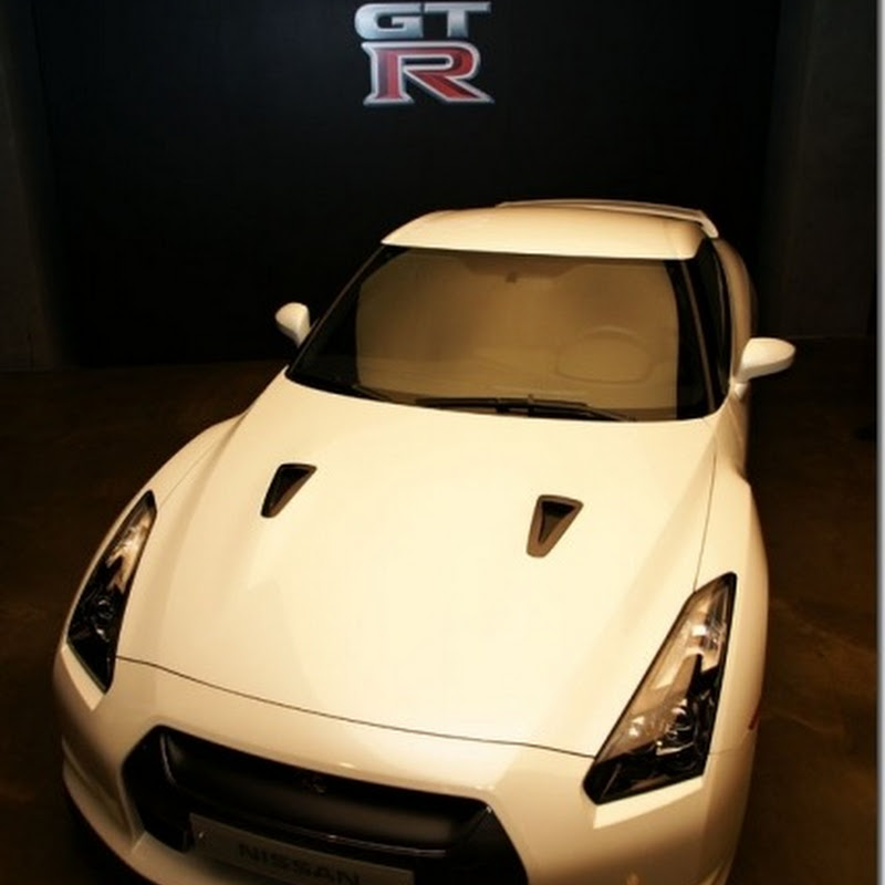 Nissan Korea to Release Nissan GT-R