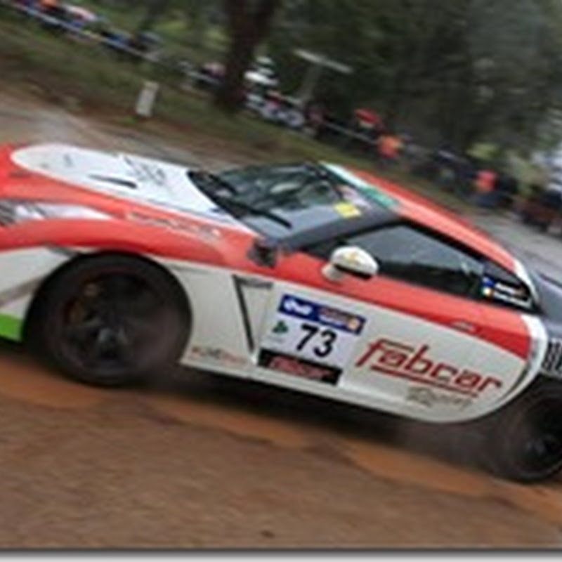 R35 GT-R with Steven Jones at the Helm Takes Back to Back Victories