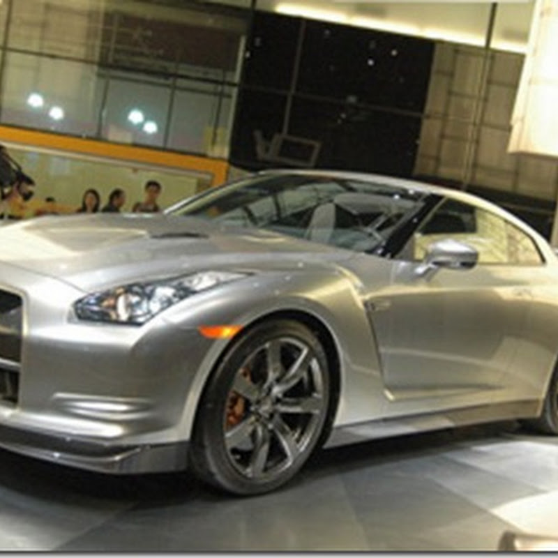 Nissan GT-R to Be Released in China in Fourth Quarter