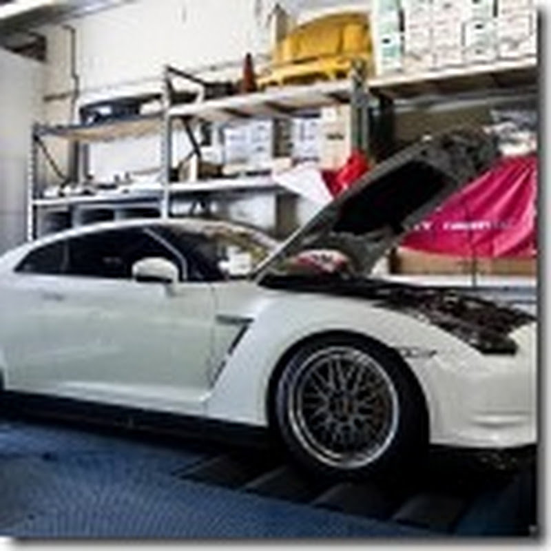 778 Wheel Horsepower :SP Engineering R35 GT-R
