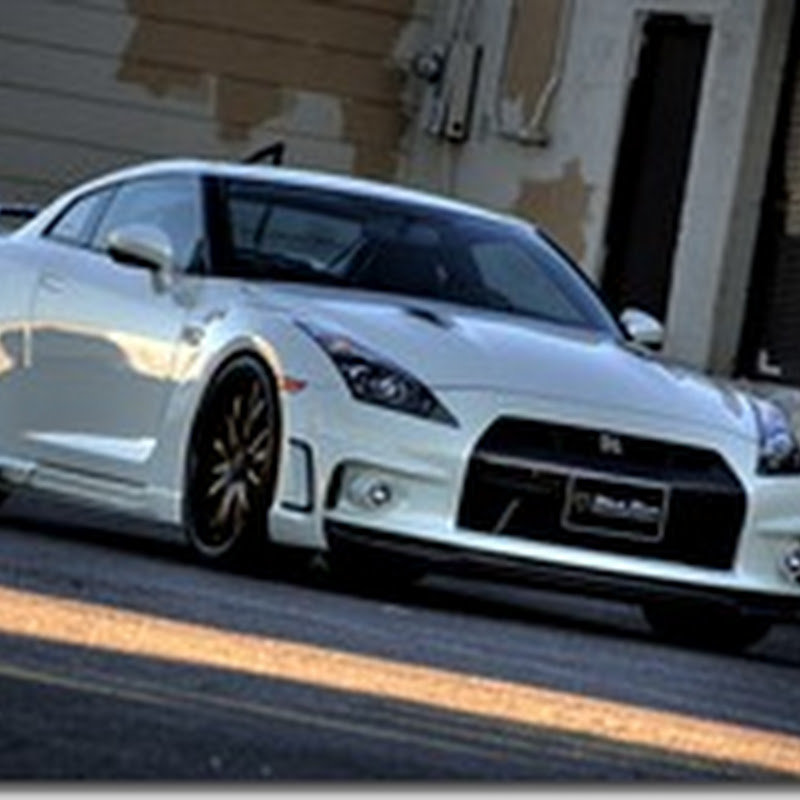 Wald Black Bison Body Kit For Nissan GT-R