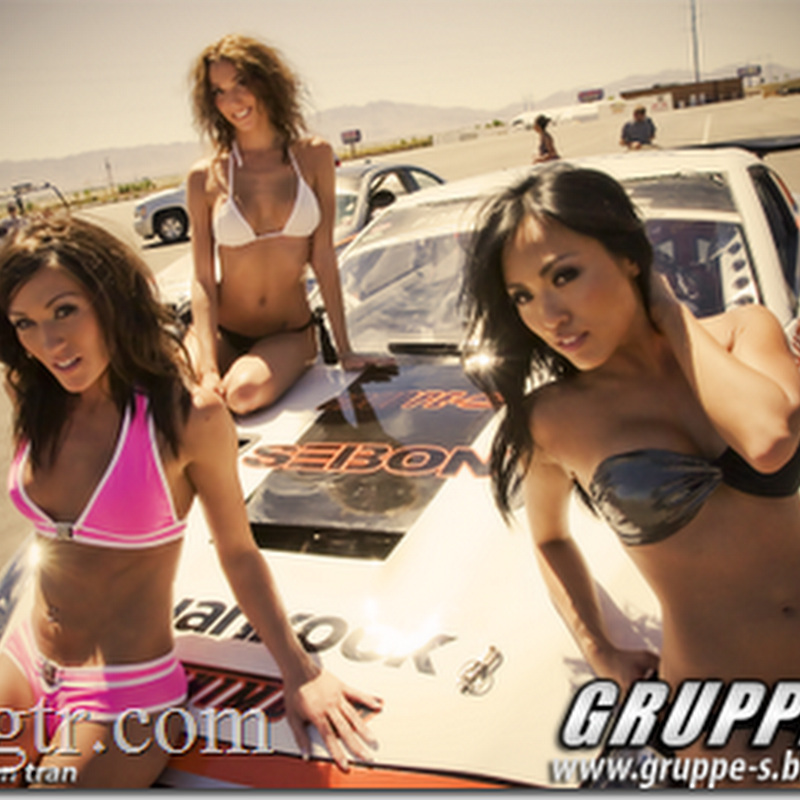 Gruppe S GT-R Does Playboy TV
