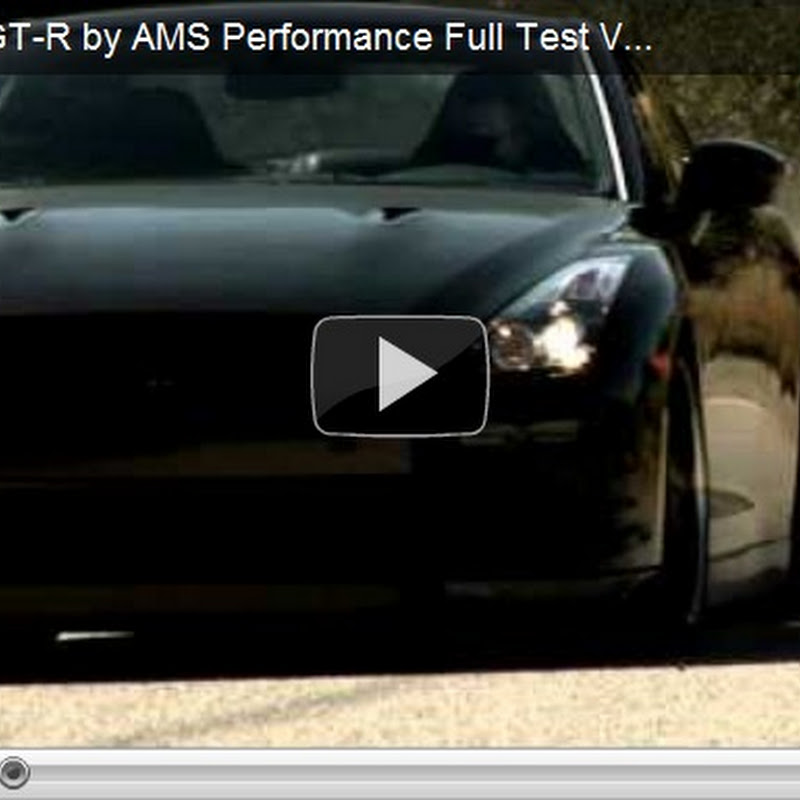 AMS R35 GT-R : Full Test–Inside Line