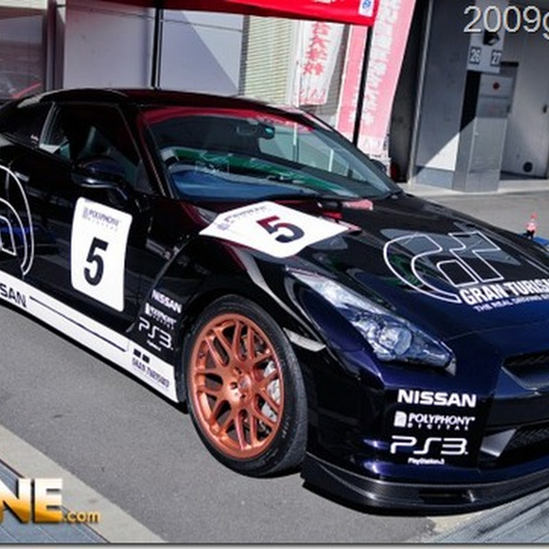 Gran Turismo 5 : R35 GT-R SpecV : The Real Car