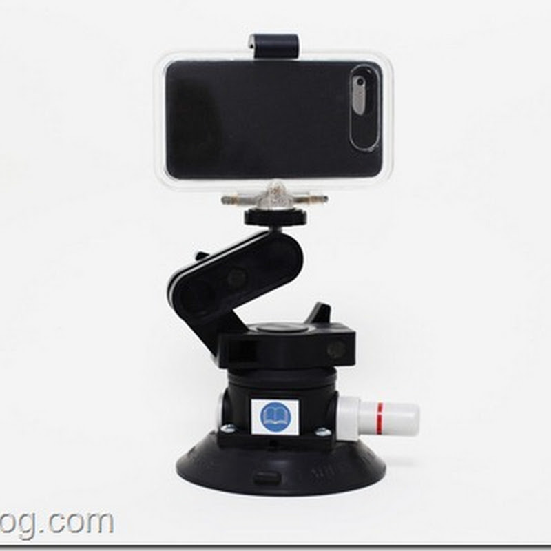 IglooCase: Transform an iPhone/iTouch into an Action Camera