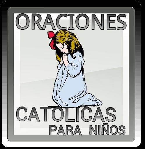 Rezos oraciones católicos niño
