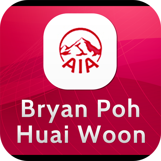 Bryan Poh - Financial Adviser LOGO-APP點子