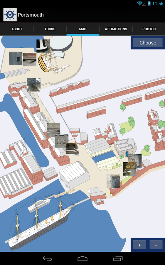 Portsmouth Historic Dockyard- screenshot
