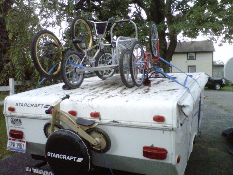 Bike Rack For Jayco Pop Up Camper - Racks Blog Ideas