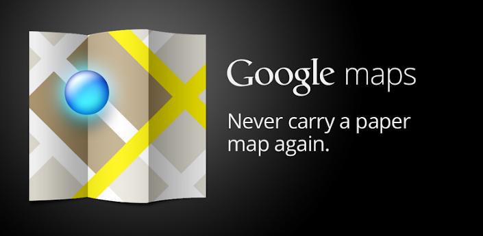 Google Maps apk