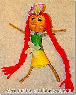 Apple Doll {Tutorial}