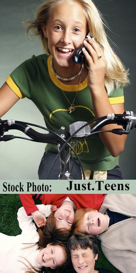 Stock Photo: Just.Teens