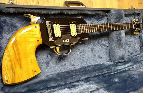 Los diseños de guitarra más increíbles