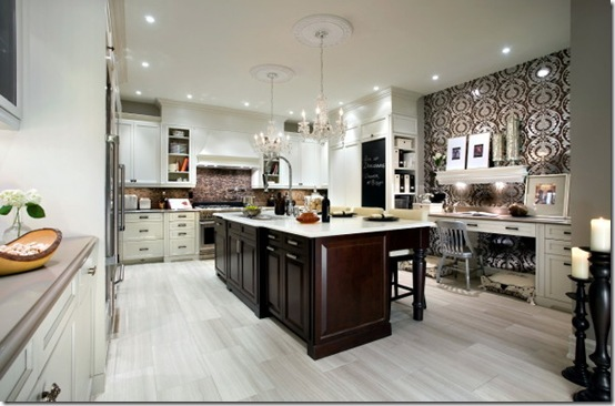 DesignTies: Of course… a Candice Olson WOW kitchen!