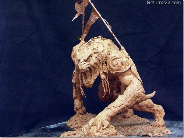 Riddick_alien_warrior_front_by_goblin_bones
