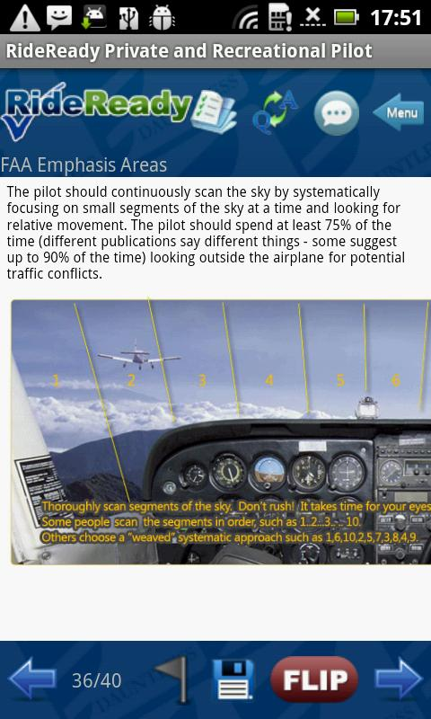 Private and Recreational Pilot- screenshot
