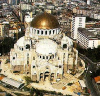 St Sava Serbian Orthodox Cathedral