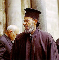 Syrian Orthodox Priest