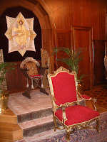 Throne of the Patriarch of Constantinople