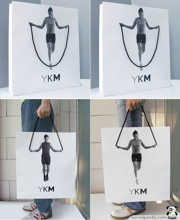 Ykm Ping Bag Jump Rope