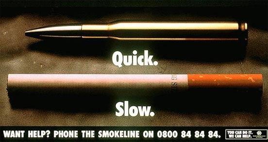 Comparing Smoking and Antismoking Advertisement