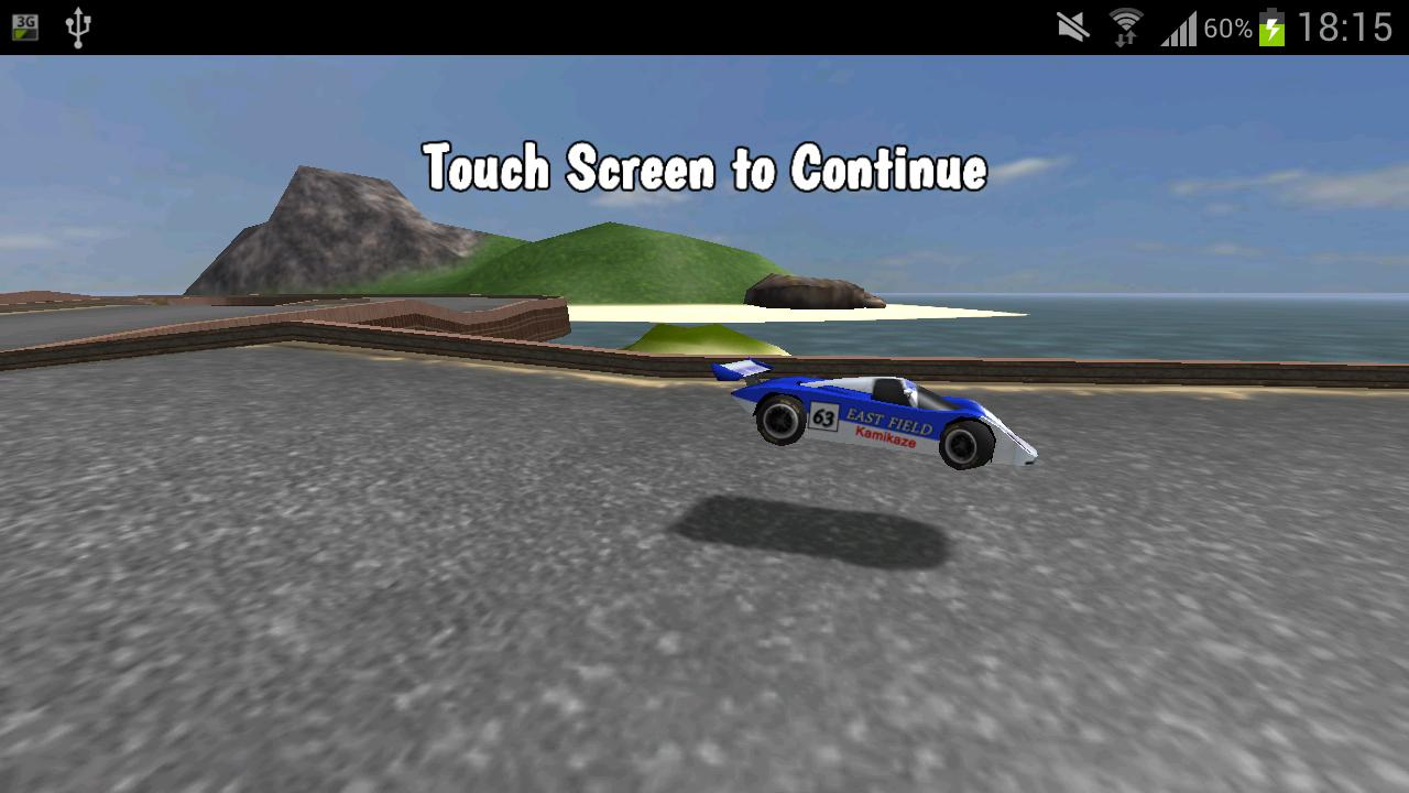 Tiny Little Racing Demo - screenshot