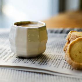 Polygon Espresso Cup