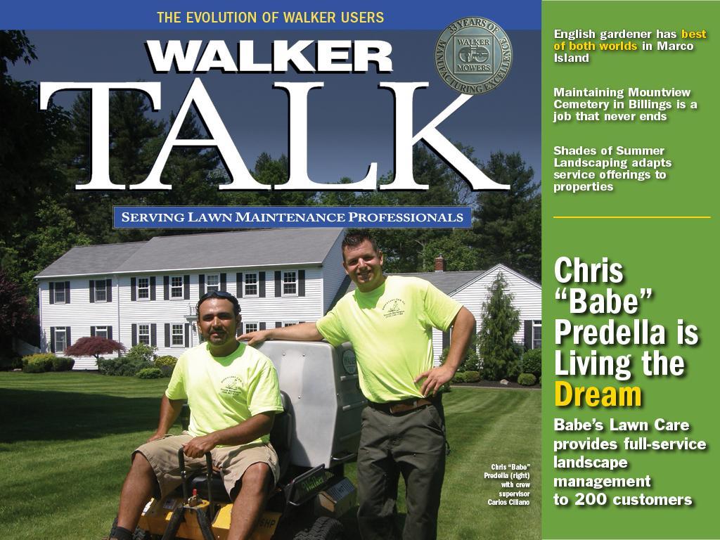 Walker Talk- screenshot