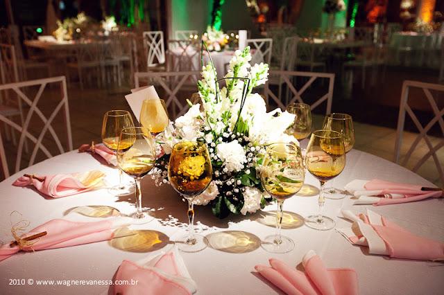 Decoração de festa de casamento simples - Ideias
