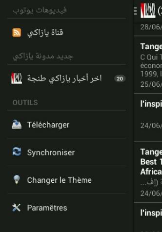 Yazaki Tanger