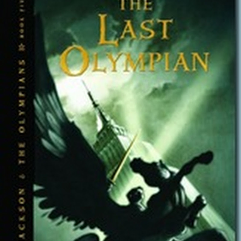 Review: Percy Jackson and the Last Olympian [Percy Jackson, book 5]