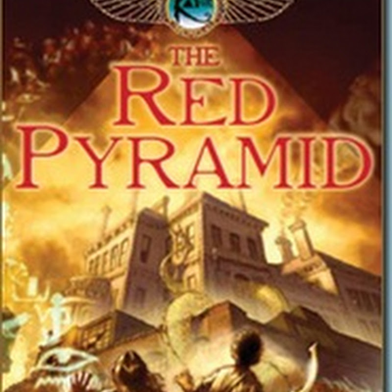 Review: The Red Pyramid [Kane Chronicles, book 1]