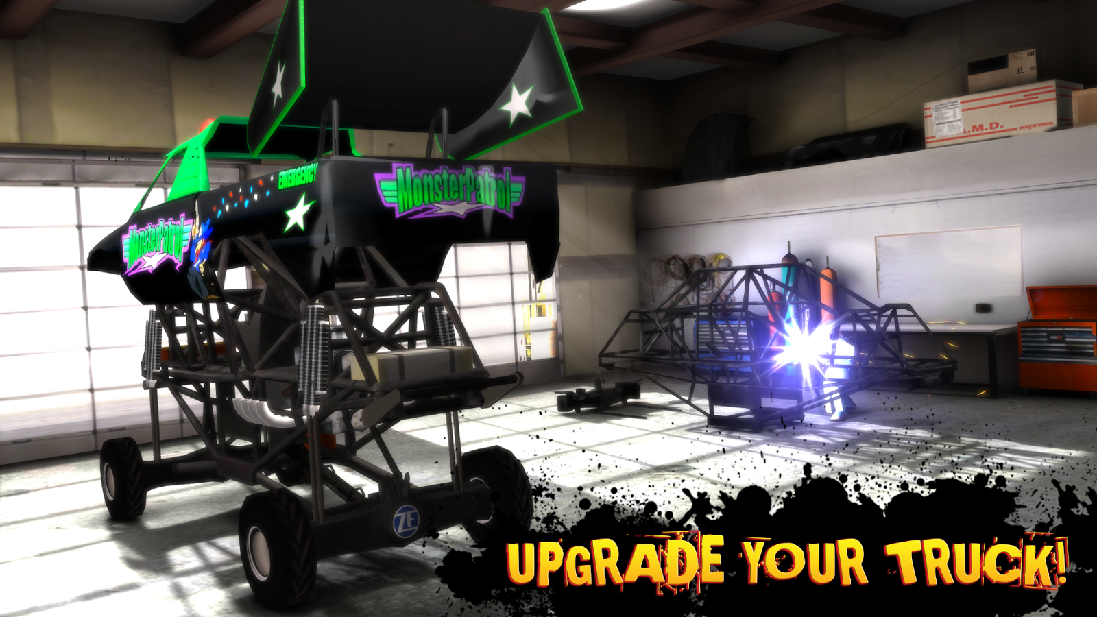 Monster Truck Destruction™ - screenshot