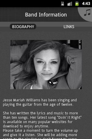 Jesse Mariah - screenshot