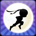 Ninja Rush Deluxe logo
