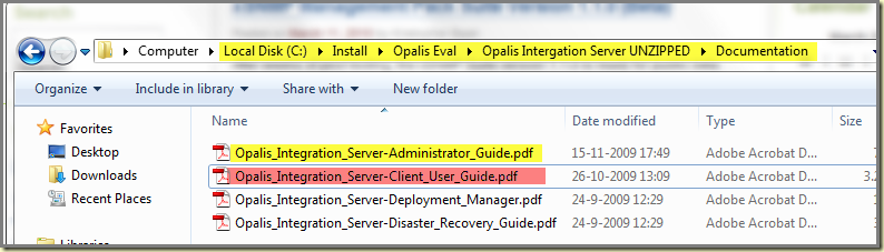 Thoughts on Azure, OMS & SCOM: Opalis: RTFM…