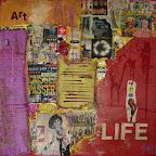 Art Life, Tableau abstrait contemporain