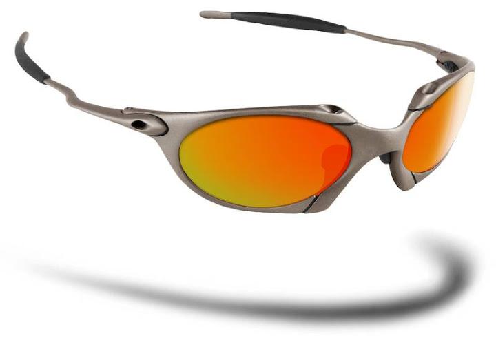 Óculos Oakley Romeo – O X-Metal!   ÓCULOS OAKLEY 424caa37fa