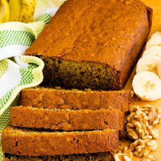 Banana Nut Bread.