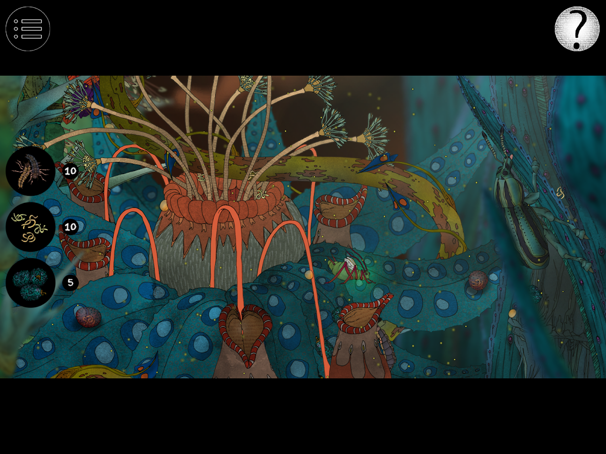 Morphopolis - screenshot