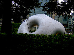 TOKYO MIDTOWN, PARQUE