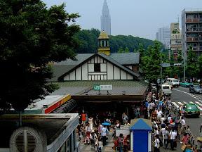 Estacion de Harajuku