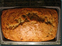 zucchini bread baked0810