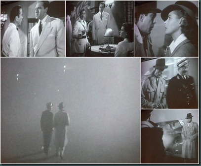 casablanca collage