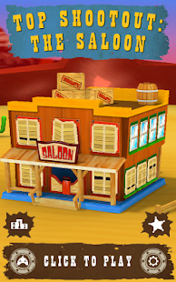 Top Shootout: The Saloon- screenshot thumbnail