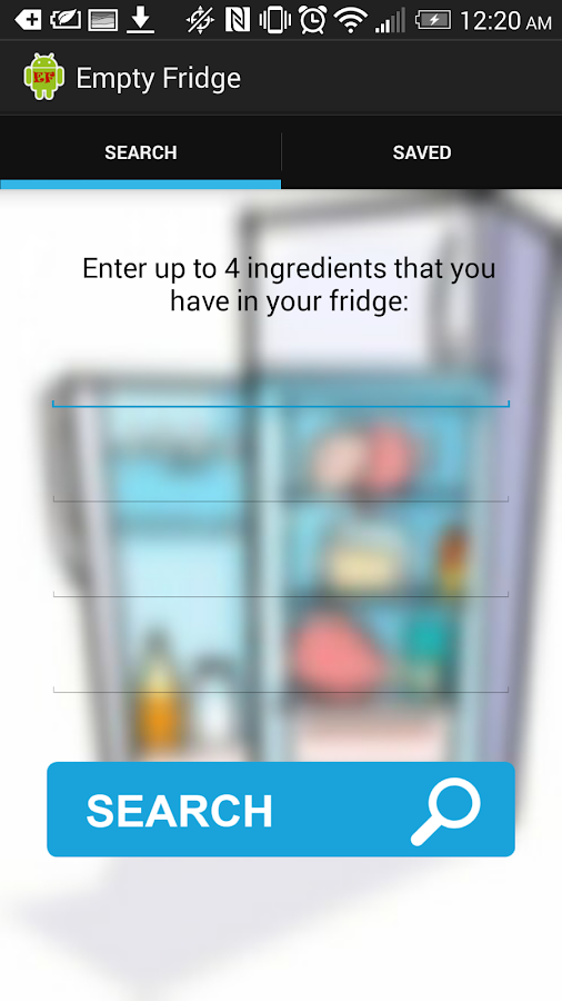 Empty Fridge - screenshot